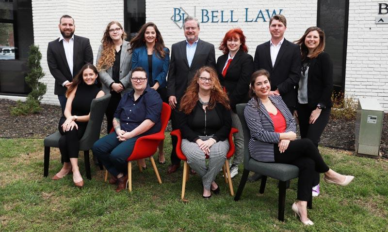 Blurb - Bell Law Team